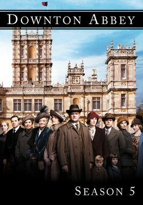 Downton Abbey Season 5's Poster