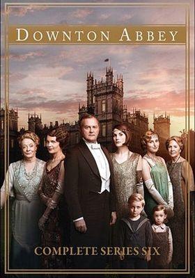 Downton Abbey Season 6's Poster