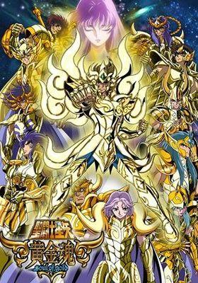 Saint Seiya Soul of Gold's Poster