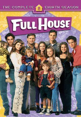 Full House Season 8's Poster