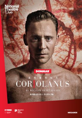 National Theatre Live: Coriolanus's Poster