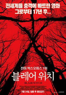 Blair Witch's Poster