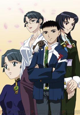 Tenchi Muyo! Ryo-Ohki's Poster