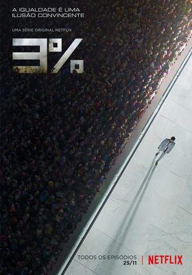 3% Season 1's Poster