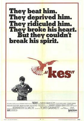 케스의 포스터