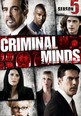 『クリミナル・マインド/FBI vs. 異常犯罪 シーズン5』のポスター