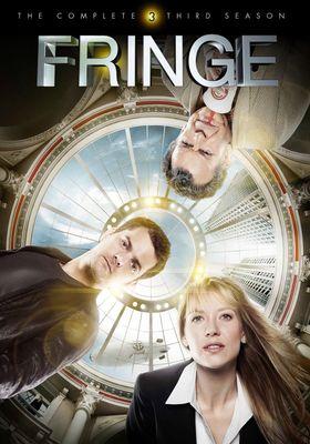 Fringe Season 3's Poster
