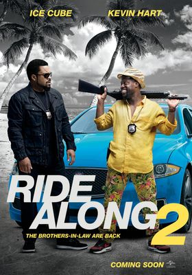 Ride Along 2's Poster