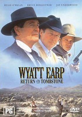 Wyatt Earp: Return To Tombstone's Poster