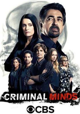 『クリミナル・マインド/FBI vs. 異常犯罪 シーズン12』のポスター