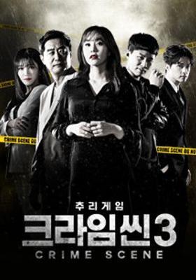 Crime Scene's Poster