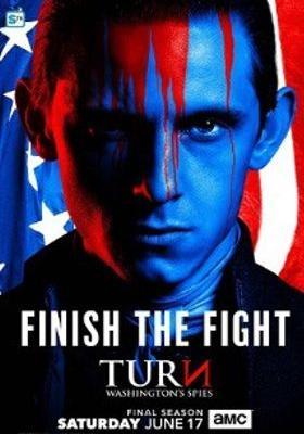 TURN: Washington's Spies Season 4's Poster