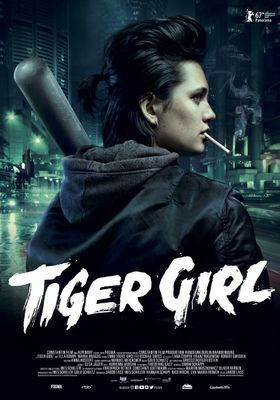 Tiger Girl's Poster