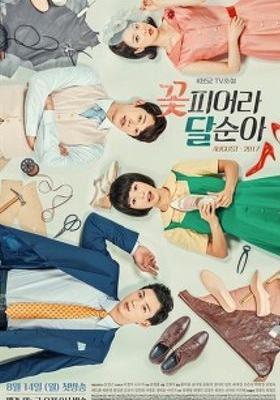 TV소설 꽃 피어라 달순아's Poster