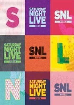 SNL Korea Season 6's Poster