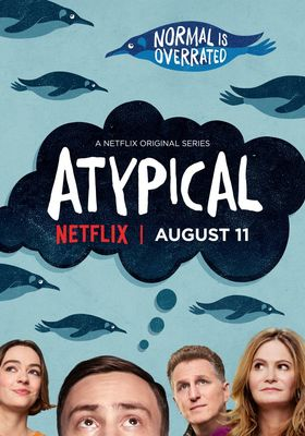 Atypical Season 1's Poster
