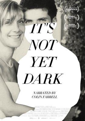 It's Not Yet Dark's Poster