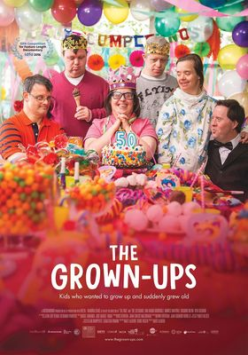 The Grown-Ups's Poster