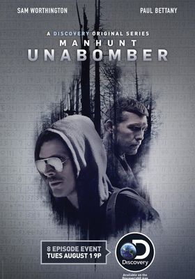 Manhunt: Unabomber Season 1's Poster