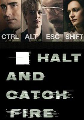 Halt and Catch Fire Season 4's Poster