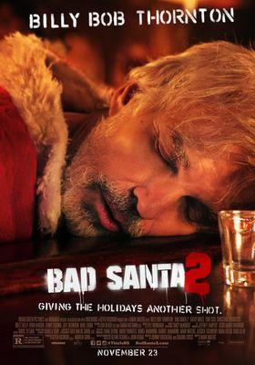 Bad Santa 2's Poster