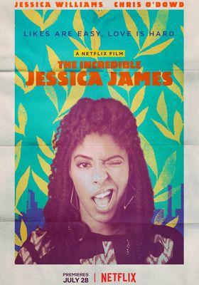 『天下無敵のジェシカ・ジェームズ』のポスター