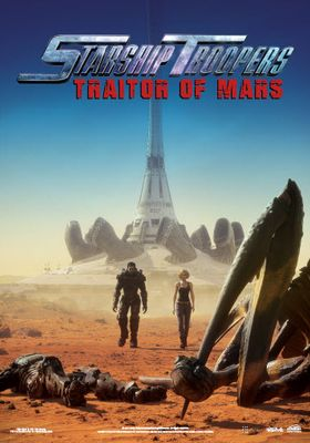 Starship Troopers: Traitor of Mars's Poster