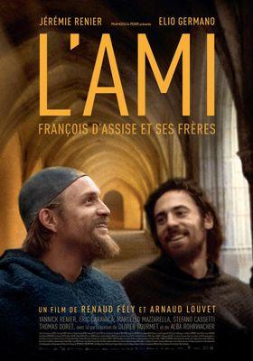 L'ami: François d'Assise et ses fréres's Poster