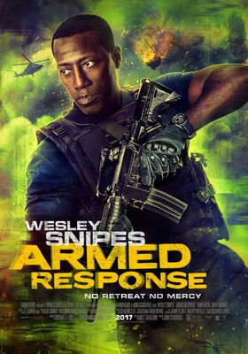 Armed Response's Poster