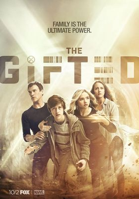 The Gifted Season 1's Poster