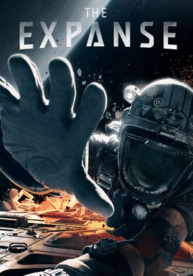 The Expanse Season 2's Poster