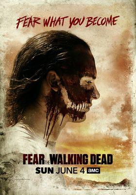 『フィアー・ザ・ウォーキング・デッド3』のポスター