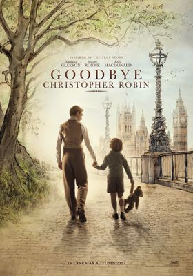 Goodbye Christopher Robin's Poster
