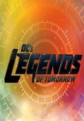 DC 레전드 오브 투모로우 시즌 3의 포스터