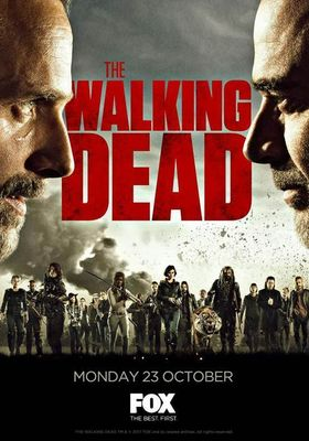 The Walking Dead Season 8's Poster