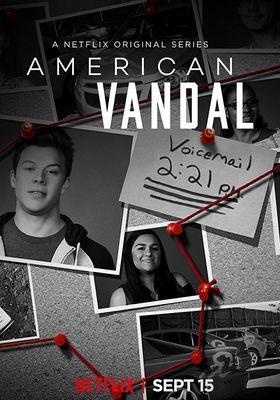 American Vandal Season 1's Poster