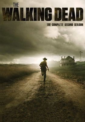 The Walking Dead Season 2's Poster