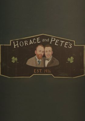 Horace and Pete's Poster