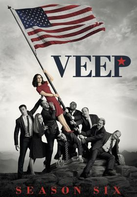Veep Season 6's Poster