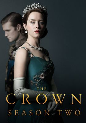 The Crown Season 2's Poster