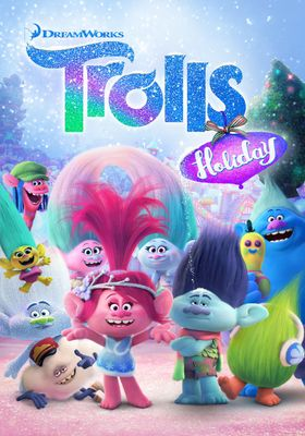 Trolls Holiday's Poster