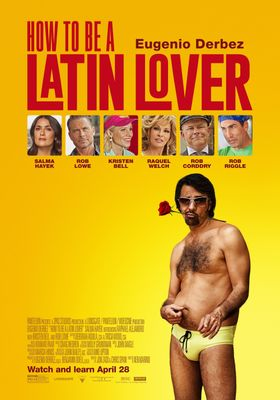 How to Be a Latin Lover's Poster