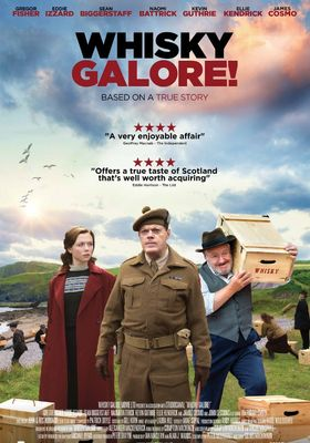 Whisky Galore's Poster