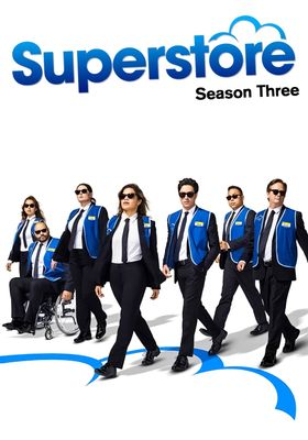 Superstore Season 3's Poster