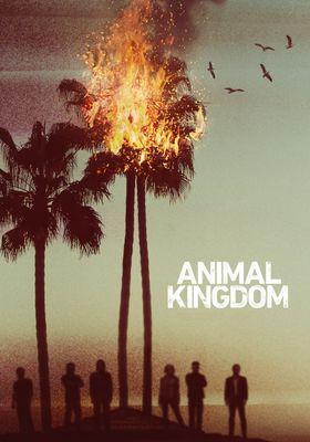 Animal Kingdom Season 1's Poster
