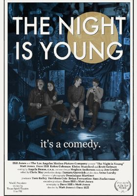 The Night Is Young's Poster