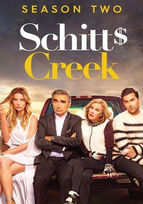 Schitt's Creek Season 2's Poster