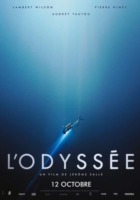 The Odyssey's Poster