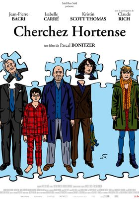 Looking for Hortense's Poster