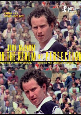 John McEnroe: In the Realm of Perfection's Poster
